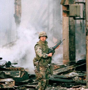 1992 – 2020: AMERICA IN FIAMME / 2